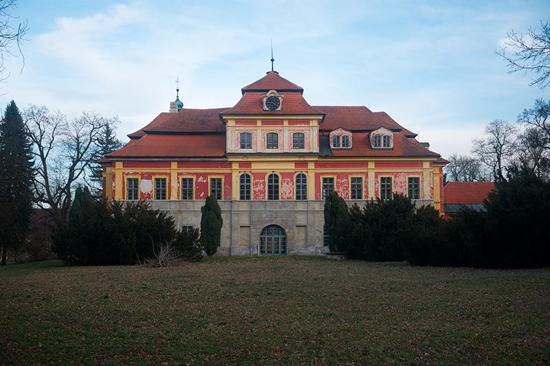 Zámek Čimelice - Ivan Anderle