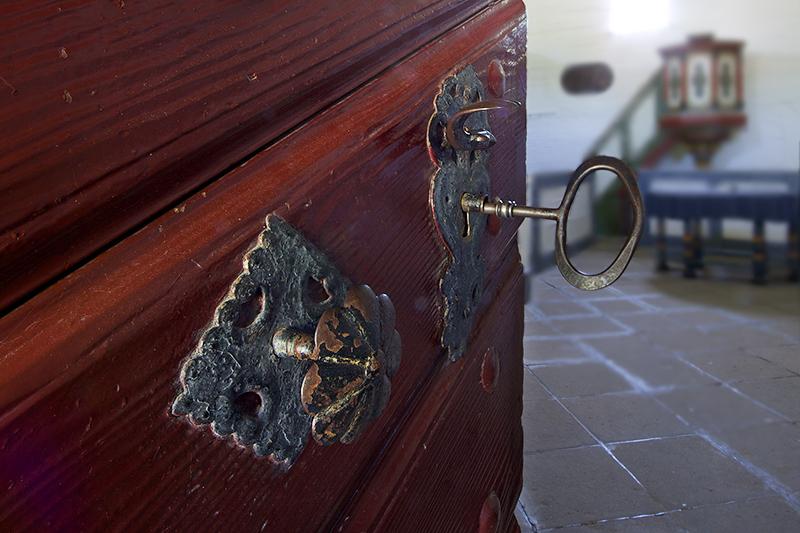 Klíč - Ivan Anderle