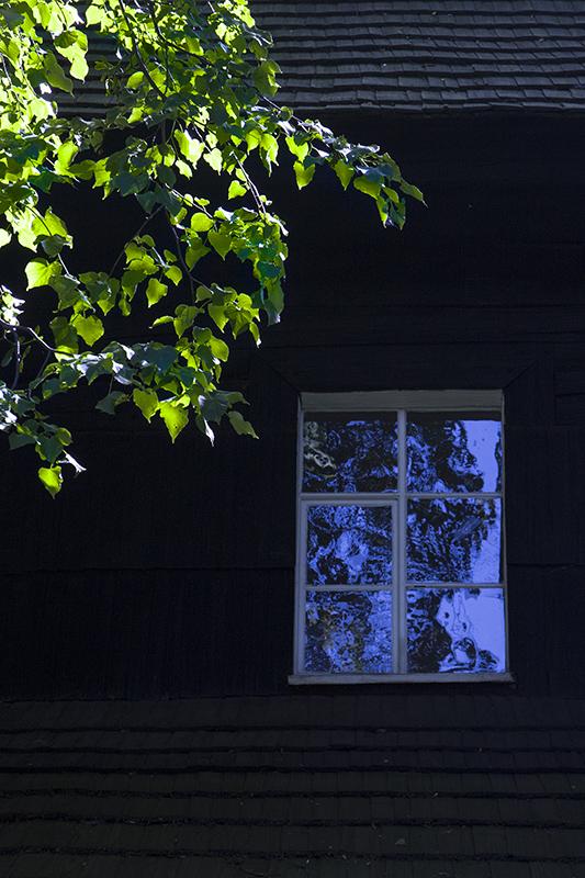 Zátiší s modrým oknem - Ivan Anderle