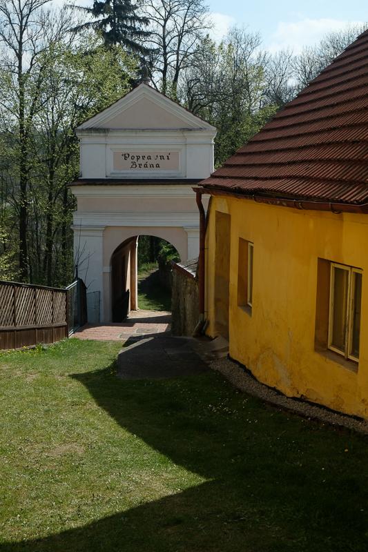 Popravní brána - Ivan Anderle