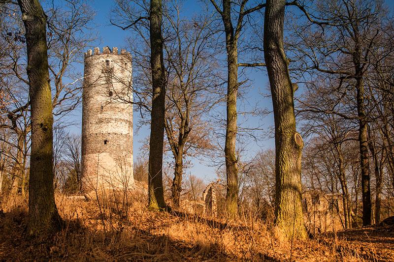 dále od hradu dále - Ivan Anderle